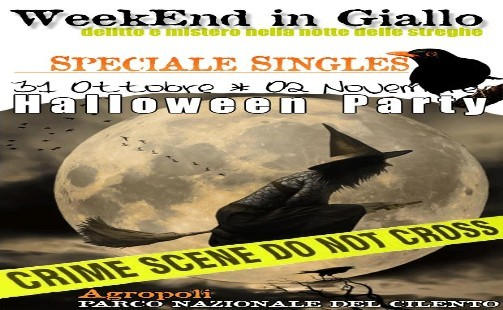 Foto Speciale Singles, Halloween Murder Party 2009